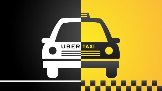 Такси убер устроиться водителем